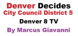 District 5 City of Denver Candidate Information