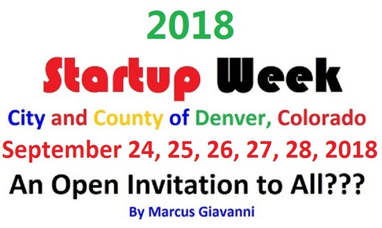Mayor of Denver should and will support Startup Week  @startupweek @DENstartupweek @DowntownDenver