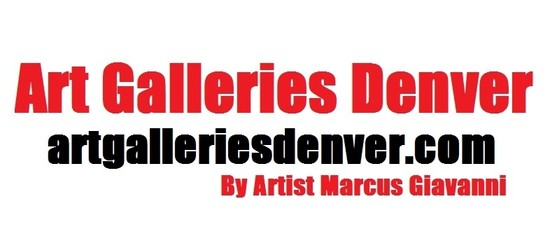 City Council District 5 Art Gallery Locations in Denver.